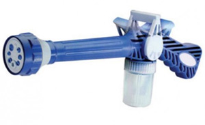 Водяной пистолет для мытья животных