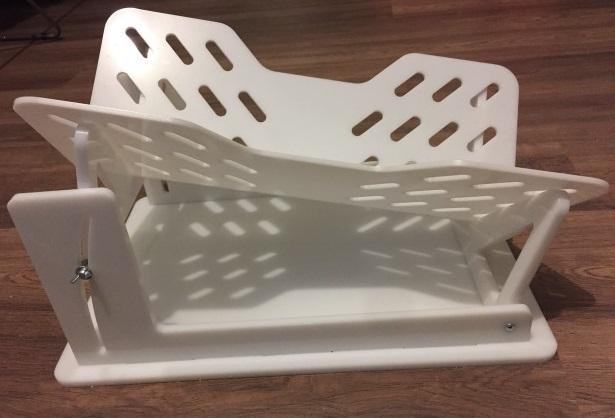table for castration Стол ветеринарный хирургический для кастрации
