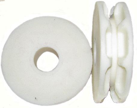 Звездочка(шкив) редуктора сепаратора перекачки линии «SZLACHET-STAL» (с разным внутренним размером)