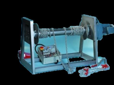 Шкуросъемная машина для КРС