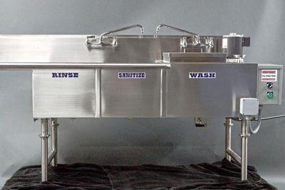 Оборудование для мойки и дезинфекции яйца