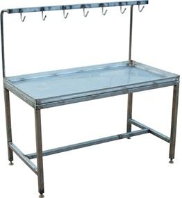 Стол для разборки ливера