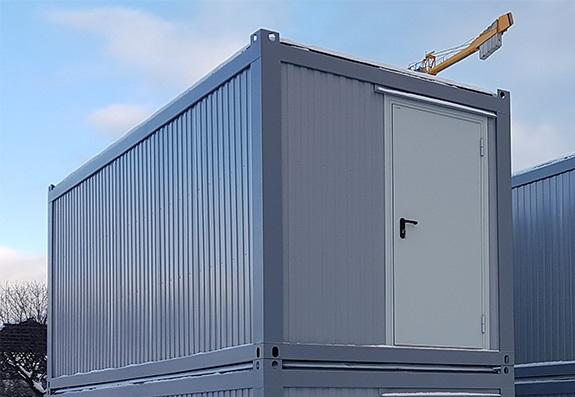 Офисные блок-контейнеры
