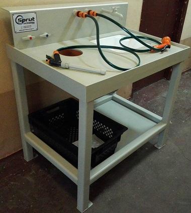 Столы технологические для нутровки