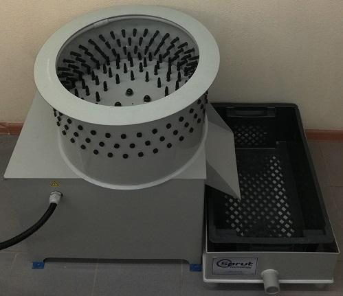 сепаратор ера для перосъемной машины