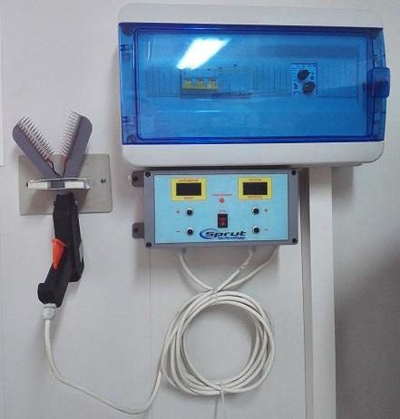 электрошокер гуся и водоплавоющей птицы