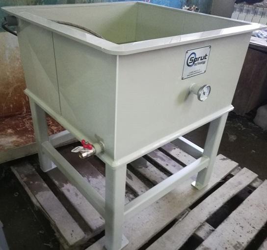 Ванна для охлаждения тушек птицы после убоя