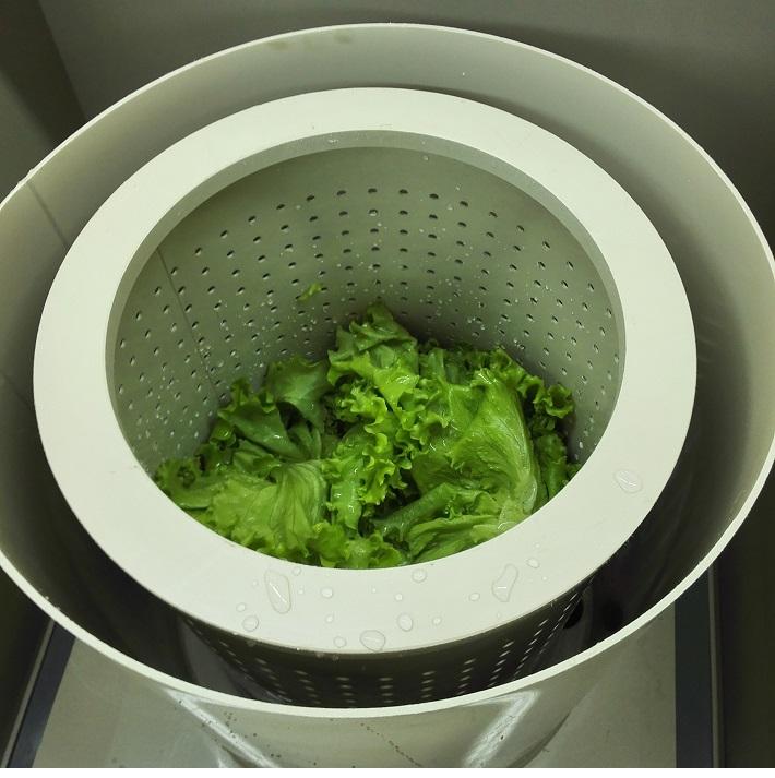 Машины для удаления влаги с поверхности овощей